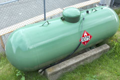 choosing between natural gas and LPG